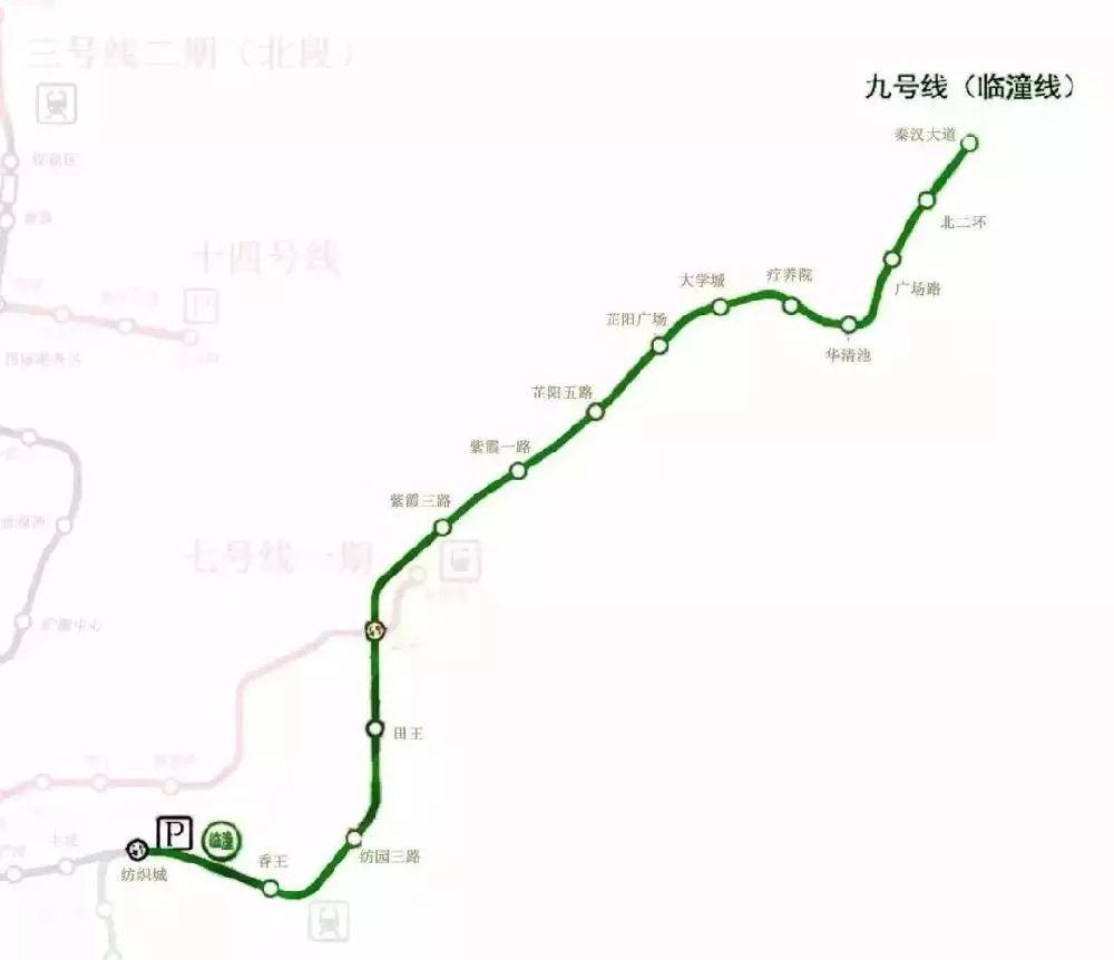西安2019年在建这些地铁线路,你期待吗?