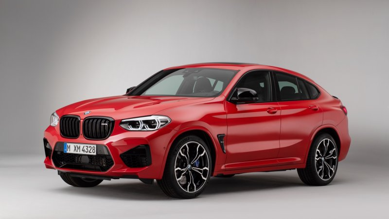 2020 BMW X3 Må'ŒX4 M.