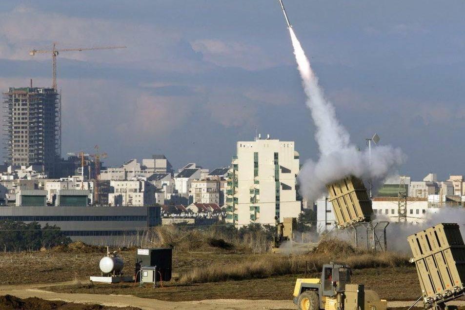 巴勒斯坦特殊导弹瞄准以色列 美:这不是警告