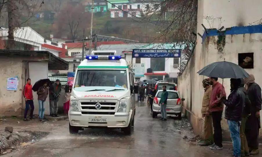 印巴在克什米尔再次交火!
