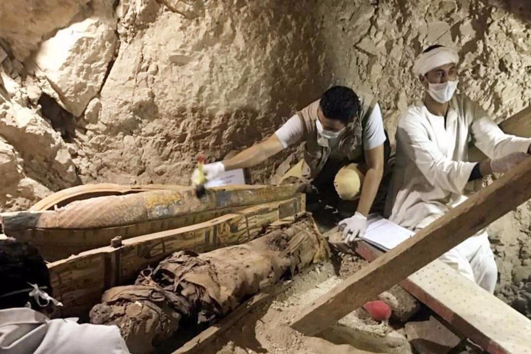 考古挖掘明代古墓,墓中发现一不腐女尸,专家:遗憾