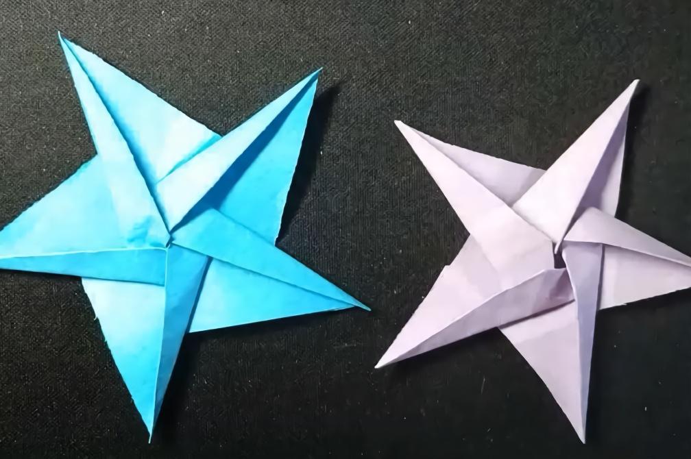 连衣裙手工折纸教程