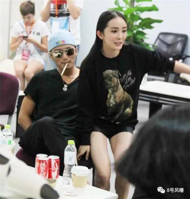 和王菲分手后,谢霆锋和杨幂在一起了?