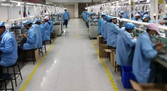 实地探访印手机生产集散区 离下一个世界工厂多远