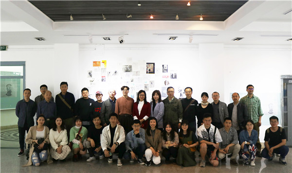 隔阂——张智康个展在西南民族大学航空港校区艺术学院美术馆开幕
