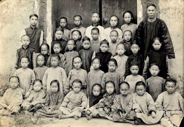1年1张老照片,还原100年成都锦官城