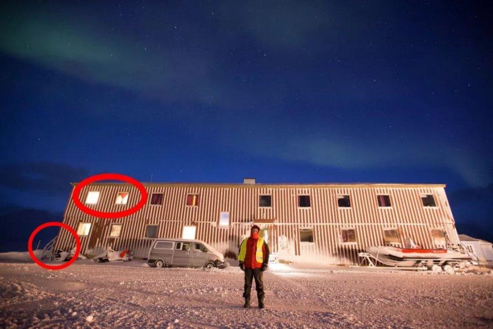 李斌:为了科考  独自一个人在北极度过100多个极夜是什么体验?