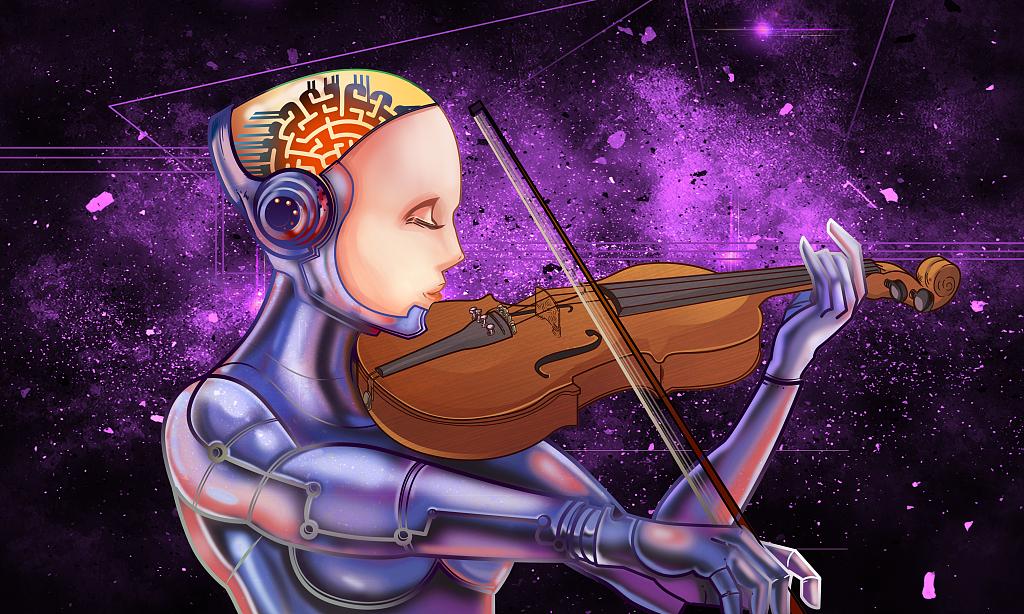 AI写的歌,应该受到版权保护吗?