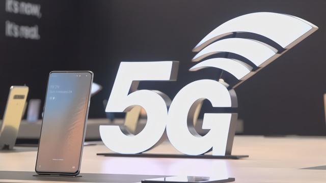比測試快3倍 華為助韓國LG U+5G速率全世界第一