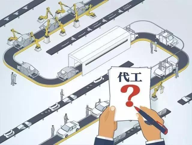 """两度提高造代工门槛的背后:造车新势力的""""危""""与""""机"""""""