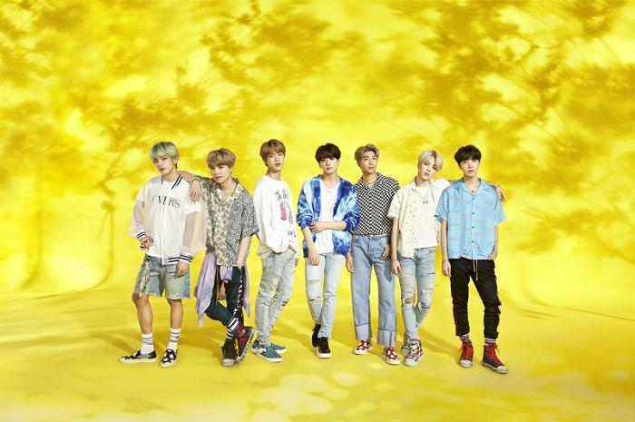 <strong>[星闻]防弹少年团获日本Oricon单曲周榜1位</strong>
