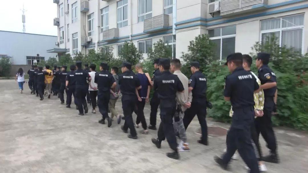 大丰娱乐时时彩登录_邵阳闹市区隐藏着一个诈骗窝点,警方一举捣毁,抓获11人!