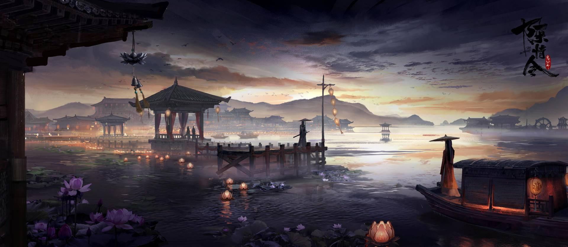 分镜配乐被质疑抄袭《琅琊榜》,《陈情令》凭什么代言东方美学?