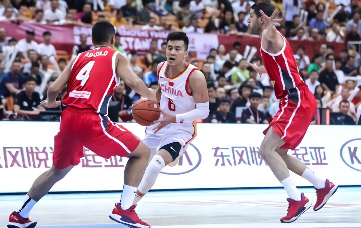 中国男篮24分大胜迎斯杯首胜 郭艾伦17分6助