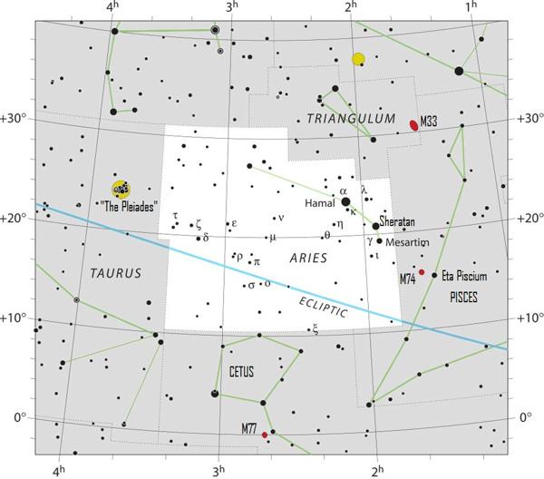 想看天王星吗请定好您的闹钟,周四凌晨起来,它就在月亮的旁边
