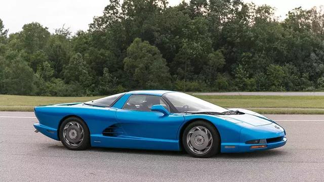 <b>60年了,Corvette终于圆了中置梦</b>