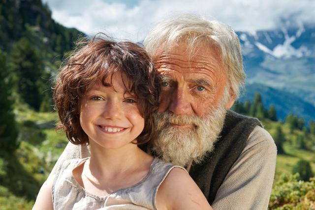 《海蒂和爷爷》:经久不衰的原因是它反映出文明与野性的选择困境