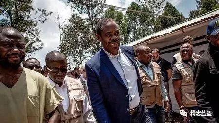 埃博拉病毒扩散,刚果金卫生部长因处置不力辞职