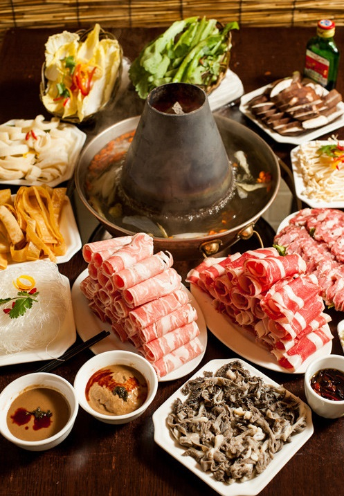 天冷了吃火锅 京城的老北京涮锅哪家好?