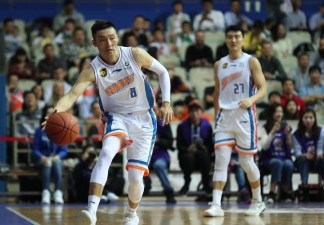 砍14+5!38歲劉煒成上海最佳收獲,他仍是本土最穩