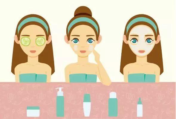 做好晚上护肤能够皮肤吸收更多营养 皮肤状态更好  美肤网 护肤网站