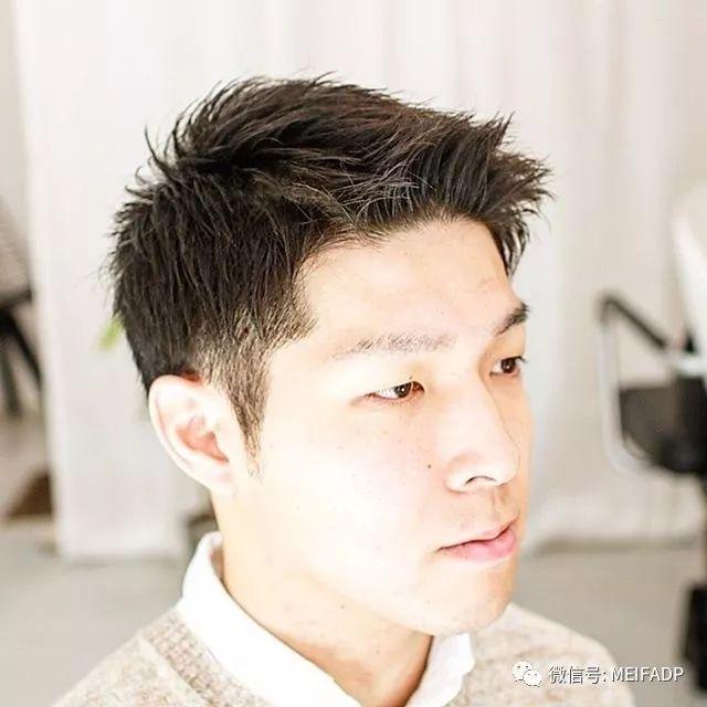 男士流行发型15款图片
