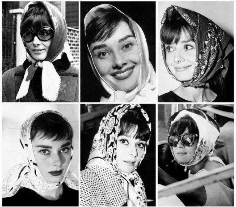 女性穿西装(职业装)脖子上的丝巾若何系啊?