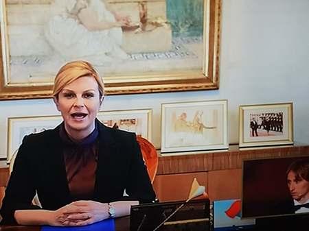 女总统亲自送祝福:莫德里奇是整个克罗地亚的成功,淘宝网络,淘宝网聚划算,淘宝网购物流程,德阳seo,德亚,德兴在线