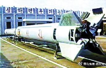 早在金日成时期,朝鲜就开发出了大浦洞一号导弹