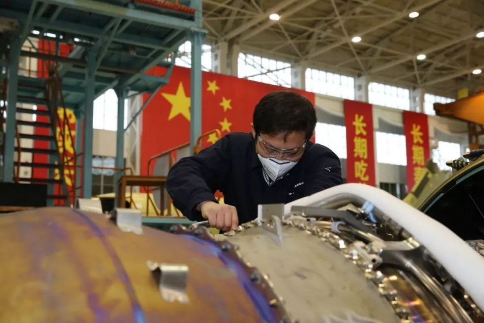 C919三机首次同框 中国商飞大飞机生产线曝光