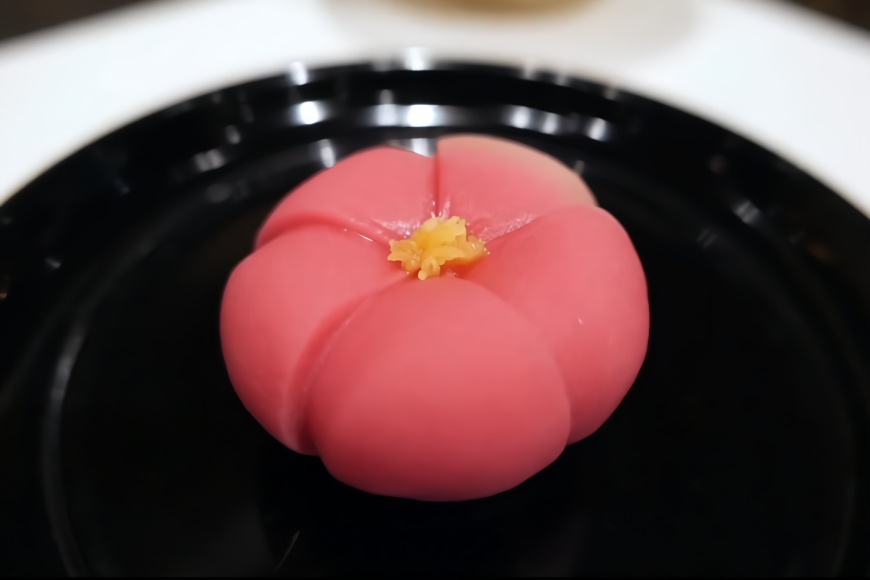 日本精致甜品艺术,美味的和果子,让人流连忘返的味道!