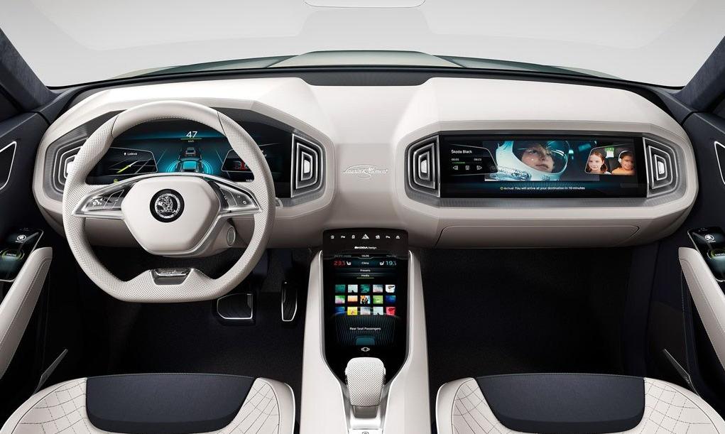 艺术与创新 斯柯达visions概念车