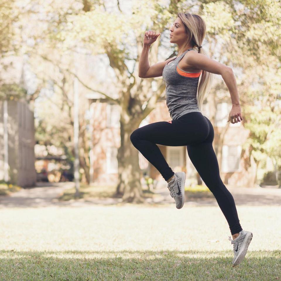 经常徒手健身的人停止训练后,肌肉会有哪些改