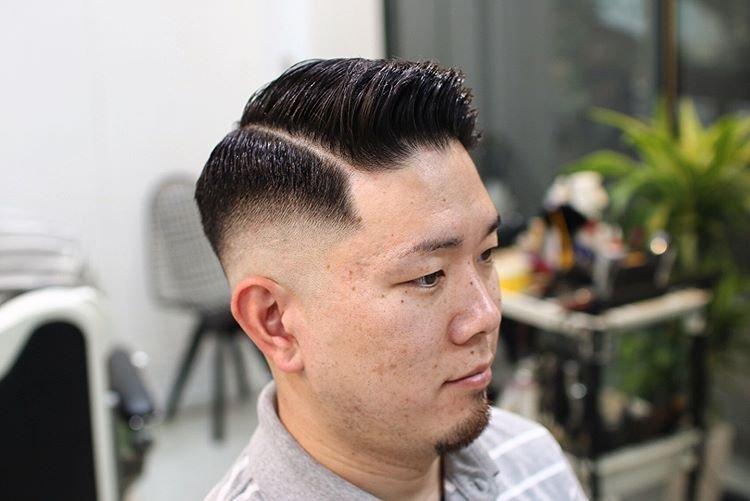 精选2019流行的中年男士发型选对发型你也可以帅气有型