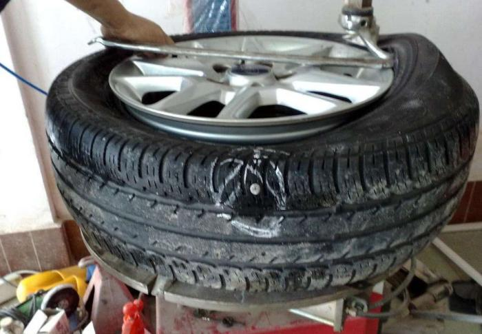 轮胎补过胎后,它的最高时速还能跑多少?怕爆胎就不要超过这个数