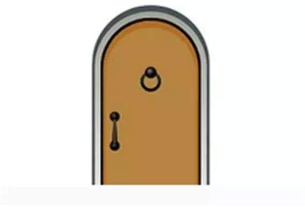 心理学:四扇门你会推开哪一扇?测出你这辈子可以得到哪种善果?