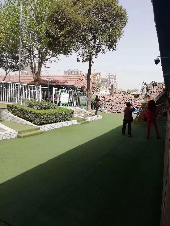 惊呆了!碧桂园幼儿园坍塌具体是什么情况?终于真相了?