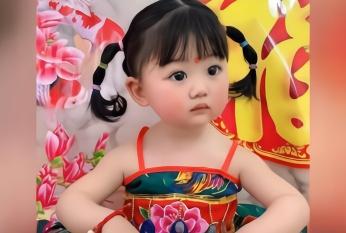 夏天来了,年画里的小娃娃都要出来溜达了,真是太可爱了!