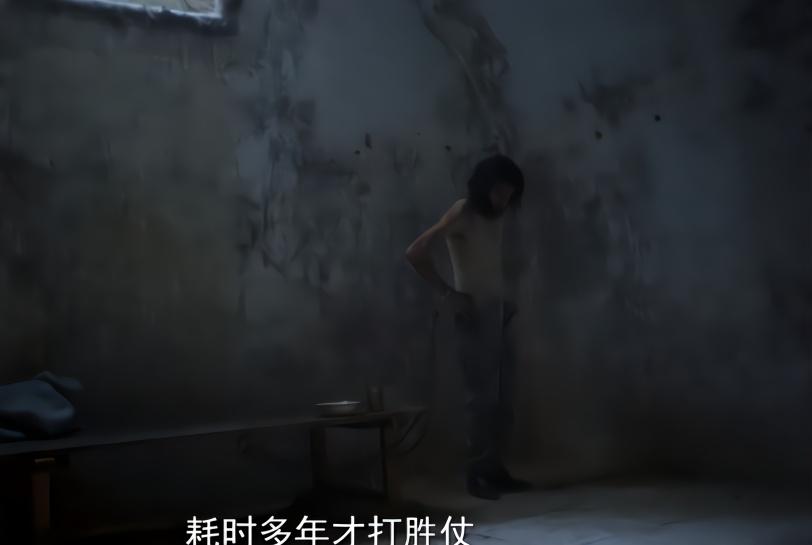 地牢回忆:男子监狱折磨的不成人形,好不容易洗澡还抢着喝洗澡水