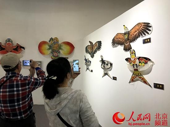 賞風箏藝術精品 享手繪diy之樂趣圖片