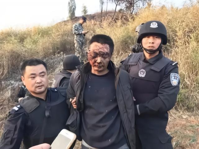 枪杀两人的湖南原警察陈建湘被执行死刑