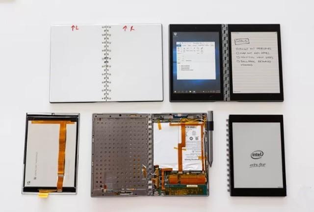 微柔内部展现双屏Surface设备:技术已成熟