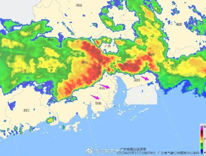 停课!多地发布赤色暴雨预警!未来几天暴雨扎堆下在这几个时刻