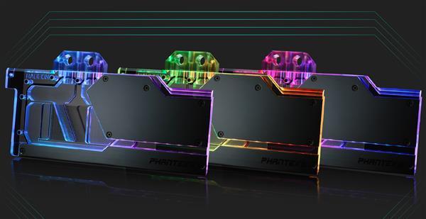 AMD 7nm卡皇Radeon VII喜迎最帅战甲 RGB灯+透心凉