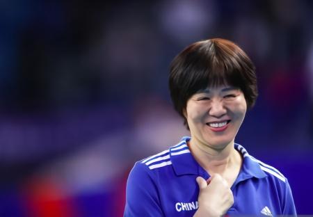 让一个朱婷,中国女排仍3-0横扫,郎平却批评球队有一大不足