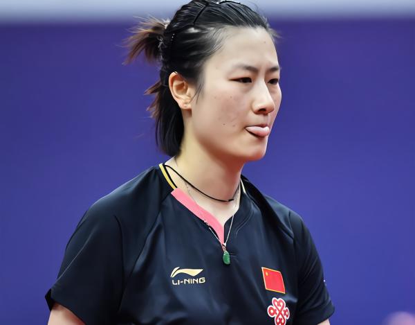 前世界第一遭横扫!欧洲8强4华裔!国乒一姐丁宁坚定冲击奥运