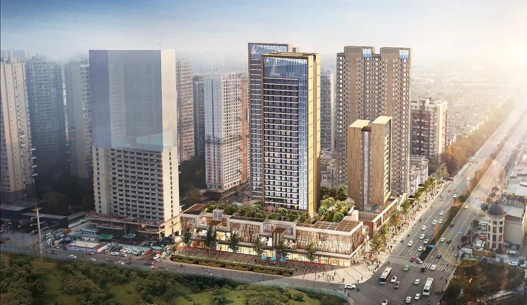 下一个楼市机会或许还在东大街?
