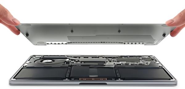 全新13英寸MacBook Pro拆解实测 电池更大升级更难插图