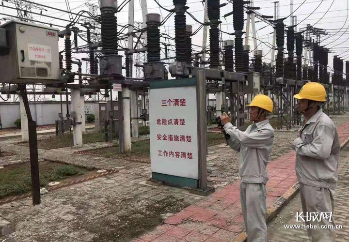 高温下的坚守者——唐山供电公司全力迎战迎峰度夏