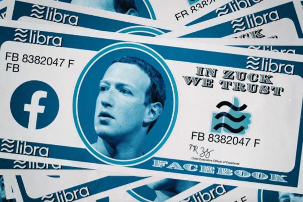 多个虚假Facebook官号出现在外网 打折出售加密货币